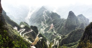 ID.R Tianmen Mountain 2019