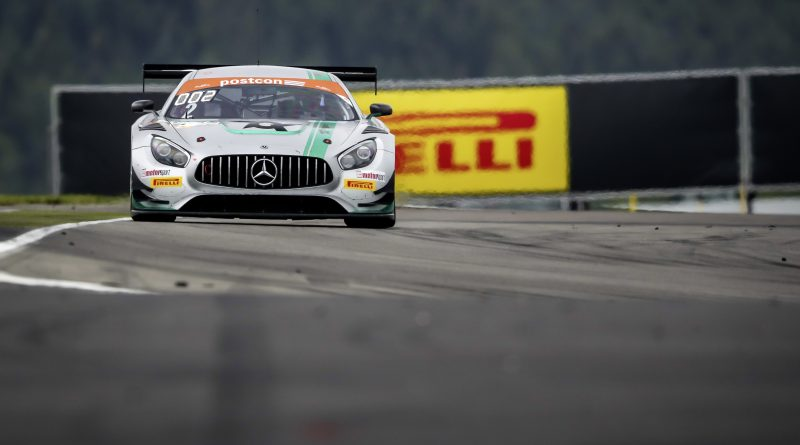 Mercedes-AMG GT3 #2, Toksport WRT #2 Mercedes-AMG GT3, Toksport WRT