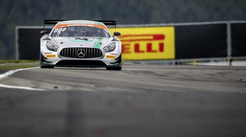 Mercedes-AMG GT3 #2, Toksport WRT #2 Mercedes-AMG GT3, Toksport WRT