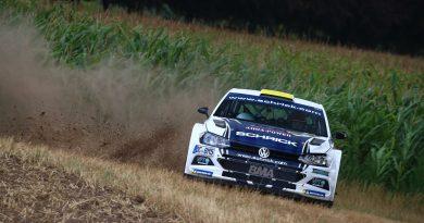 """Christian Riedemann, Volkswagen Polo GTI R5 #2, Deutsche Rallyemeisterschaft, Round 4, ADAC Rallye """"Rund um die Sulinger Bärenklaue"""""""