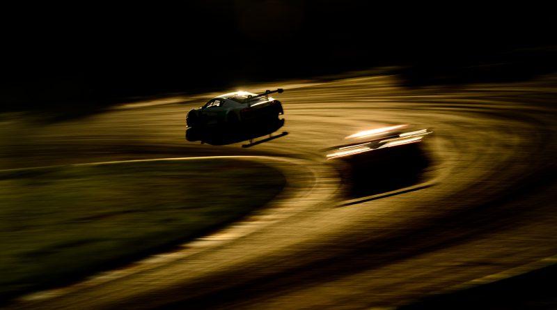 Audi R8 LMS #6 (Audi Sport Team Absolute Racing), Christopher Haase/Kelvin van der Linde/Markus Winkelhock