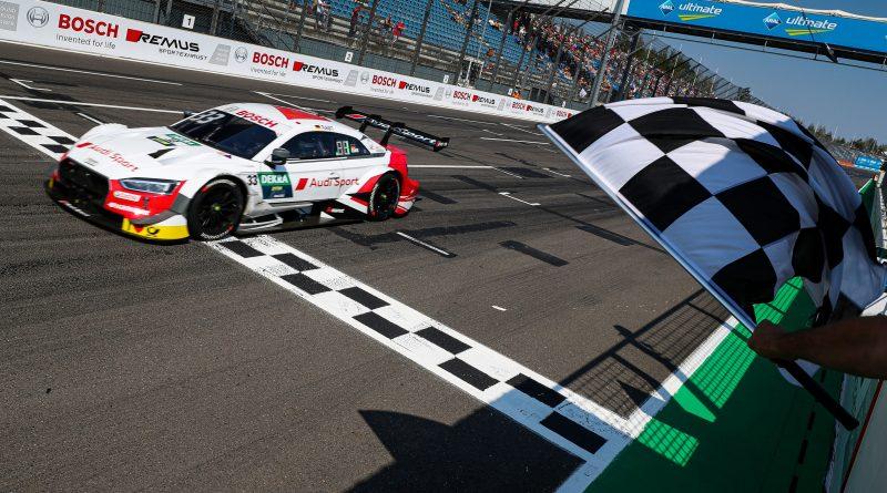 Audi Sport RS 5 DTM #33 (Audi Sport Team Rosberg), René Rast