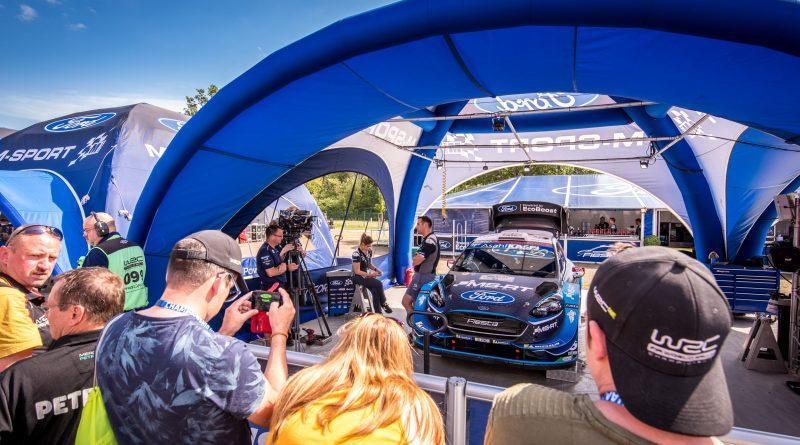 M-Sport Deutschland-Rallye