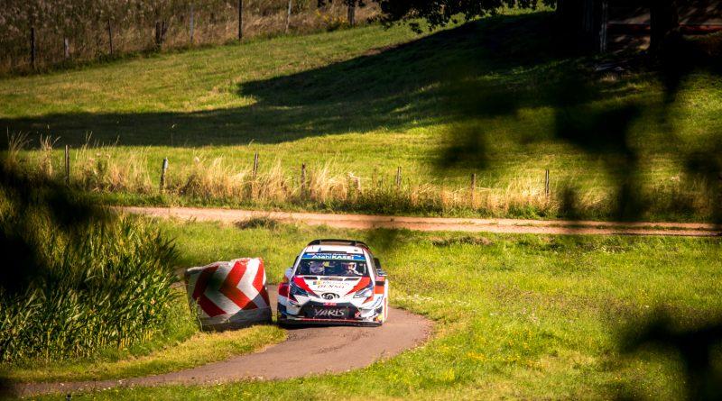WRC Rallye-WM