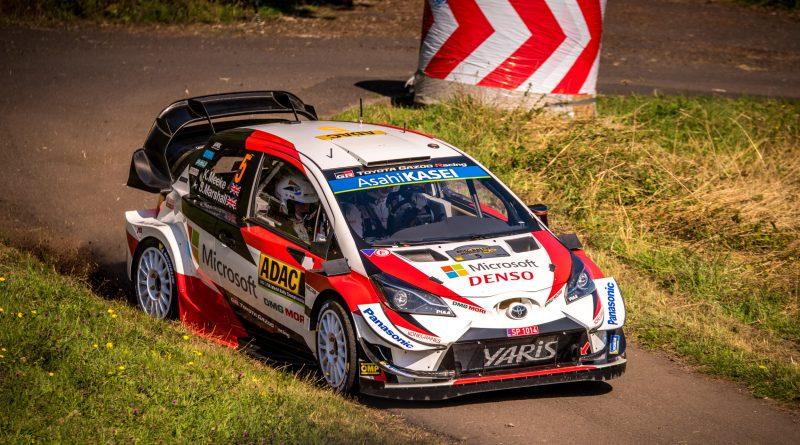 Hyundai, M-Sport Ford und Toyota haben sich zur Hybrid-Technologie in der Rallye-WM bis 2024 verpflichtet.
