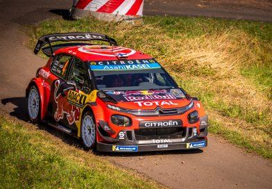 Bildergalerie Deutschland-Rallye 2019
