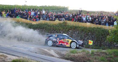 226.000 Besucher erlebten die ADAC Rallye Deutschland im vergangenen Jahr live vor Ort.