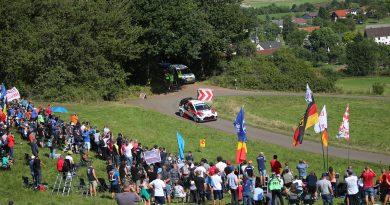 ADAC Rallye Deutschland, Toyota Gazoo Racing WRT, Ott Tänak
