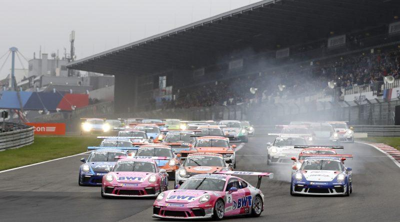 Start: Porsche Carrera Cup Deutschland, Nürburgring 2019