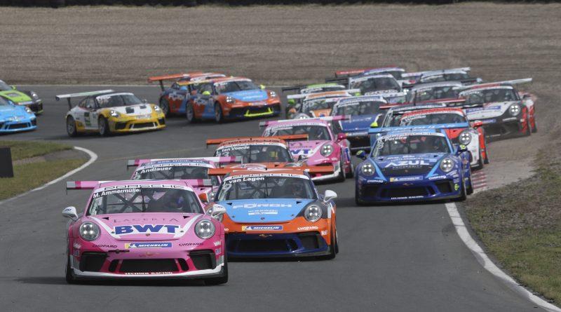 Start: Porsche Carrera Cup Deutschland, Zandvoort 2019