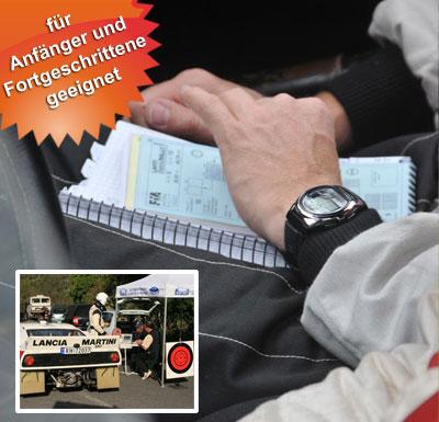 Das Rallye-Beifahrer eBook