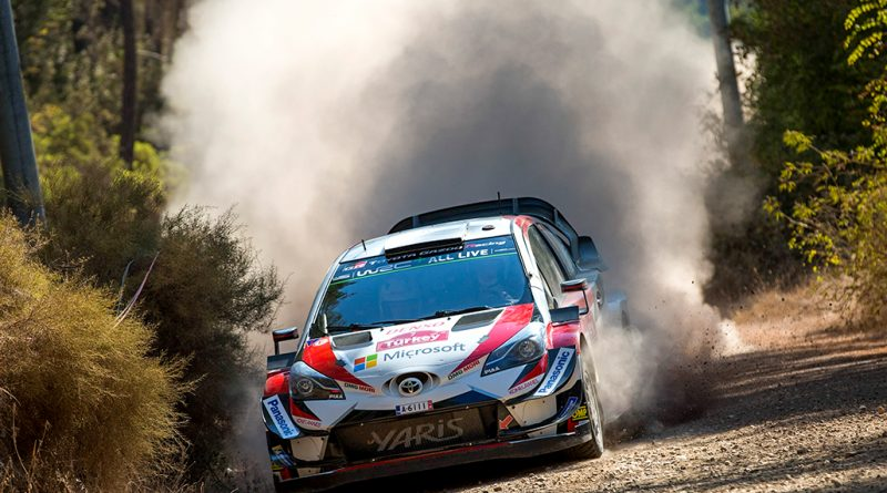 Yaris WRC Rally Turkey