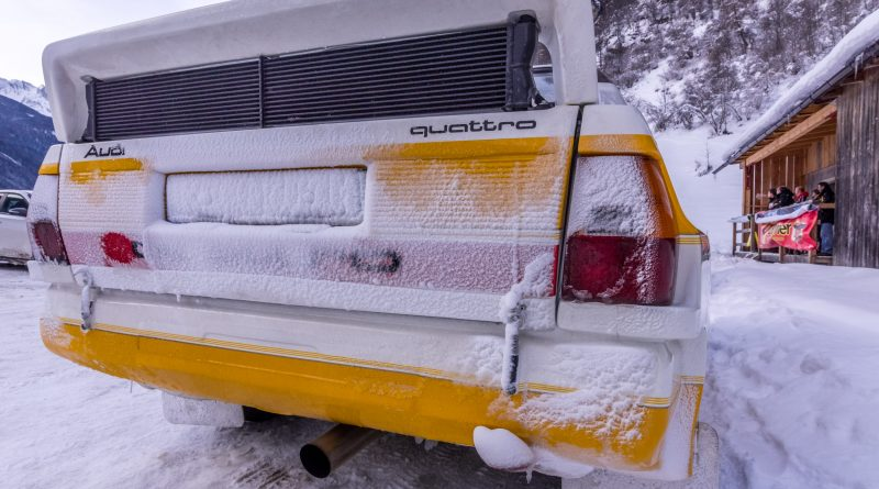 Winterfahrtraining Power on Ice