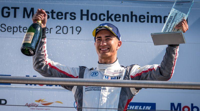 Jaxon Evans (NZ), Team Project 1 – JBR, Porsche Carrera Cup Deutschland, Hockenheimring 2 - 2019
