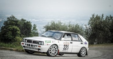 Brink/Bökamp im Lancia Delta Integrale 16V