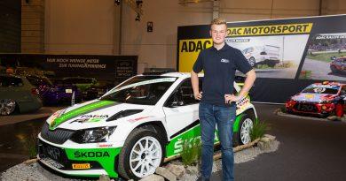 Präsentation des Förderkaders 2020, ADAC Stiftung Sport, Essen Motor Show