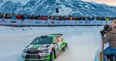 """Ice Race of Champions"" – Fabian Kreim tritt an!"