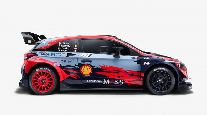 Hyundai Motorsport in 2020