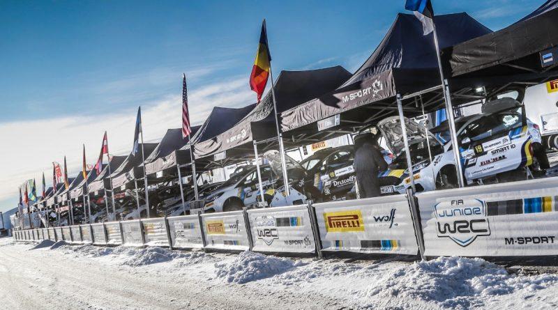 Junior-WRC 2020