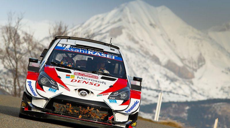 Ogier S. - Ingrassia J. / Toyota Yaris WRC