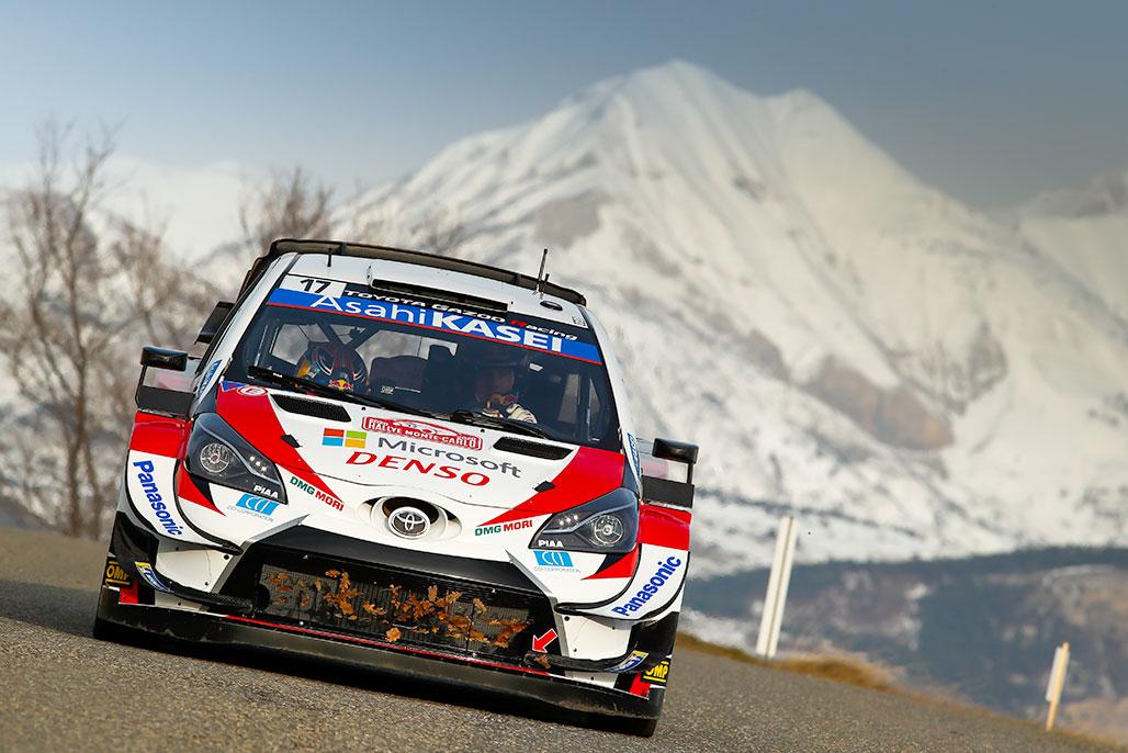 Rallye Termine 2021