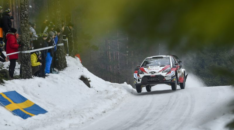 Rally Sweden / February 14-17th, 2019 // Worldwide Copyright: Toyota Gazoo Racing WRC