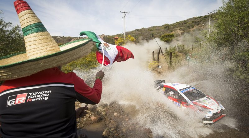 2020 FIA World Rally Championship / Round 03 / Rally Mexico / March 12-15, 2020 // Worldwide Copyright: Toyota Gazoo Racing WRT