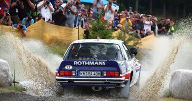 Eifel Rallye Festival Ralf Antweiler
