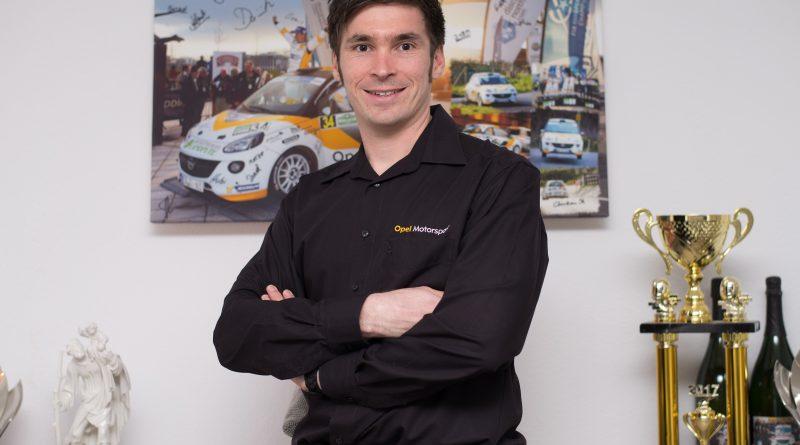 Marijan Griebel testete den Corsa-e Rally