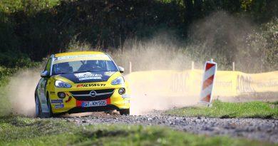 Das ADAC Rallye Masters geht bei drei DRM-Läufen an den Start