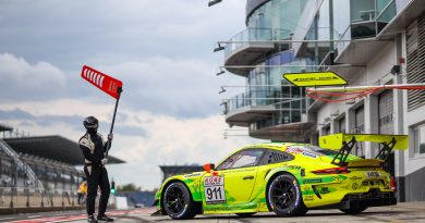 Nürburgring Langstrecken-Serie, Porsche 911 GT3 R, Manthey-Racing (#911)