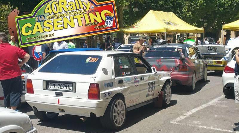 Rally Casentino