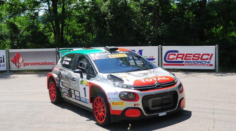 Rally Casentino 2020