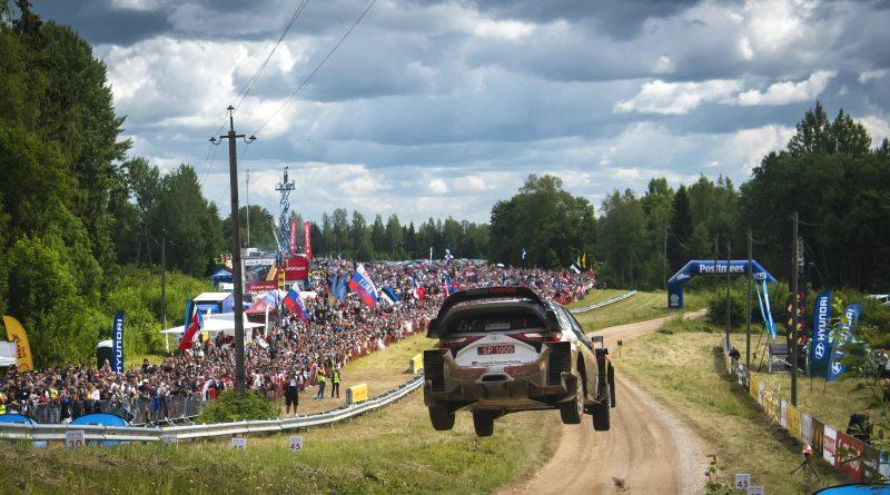 Neue WRC-Termine 2020: Restart der Rallye-WM im September in Estland