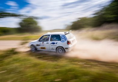 Armin Holz Holsten-Rallye 2020