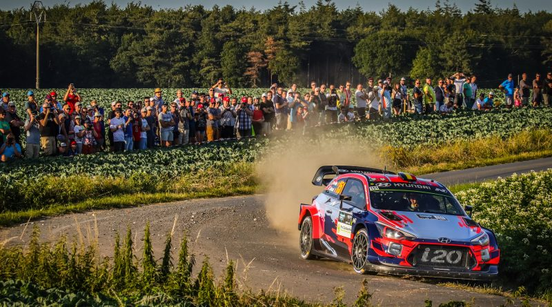 Thierry Neuville Ypres Rally 2019
