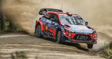 2019 FIA World Rally Championship Round 09, Rally Finland 1 - 4 August 2019 Thierry Neuville Photographer: Austral Worldwide copyright: Hyundai Motorsport GmbH