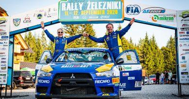 Hermann Gassner / Karin Thannhäuser Rally Zelezniki