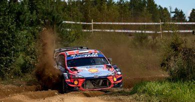 WRC // Hyundai i20 Coupe WRC // Ott Tanak // Martin Jarveoja // 2020 // Rally Estonia