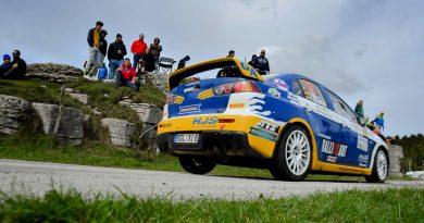 Rally Bassano 2020 - #35 Gassner-Thannauser
