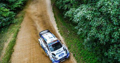 M-Sport Ford Fiesta WRC Estland 2020