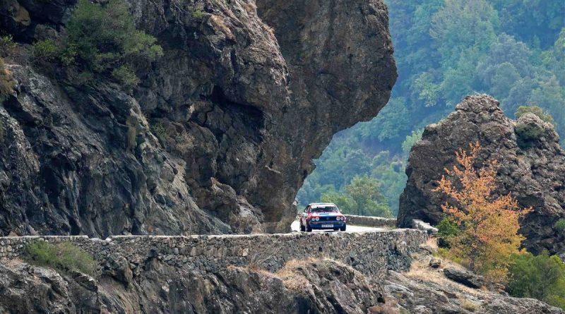 Crédit photo / Tour de Corse Historique / © PhotoClassicRacing.com