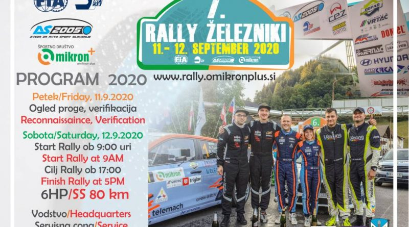 Rallye Zellezniki