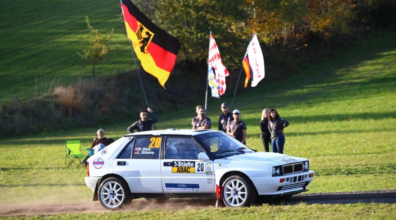 Historischer Rallyesport