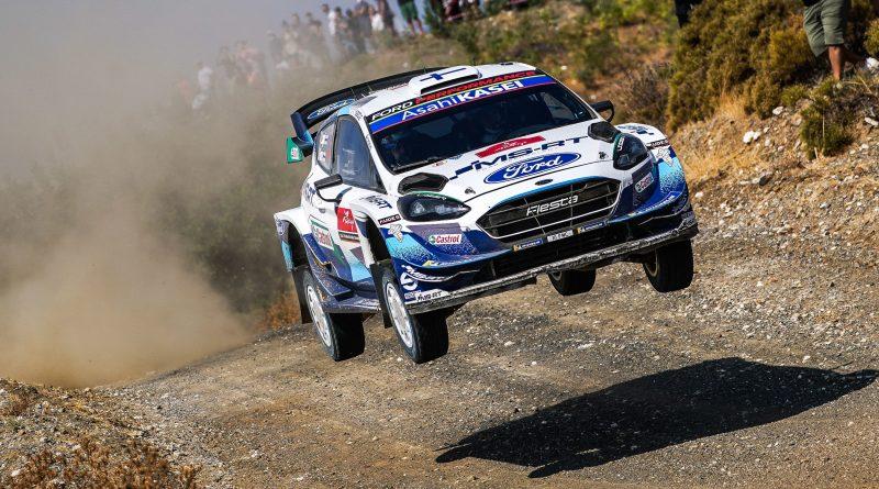 Ford WRC M-Sport