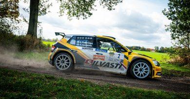 Pietarinen, Eerik / Linnaketo, Antti - Skoda Fabia R5 Rallye Atlantis 2020
