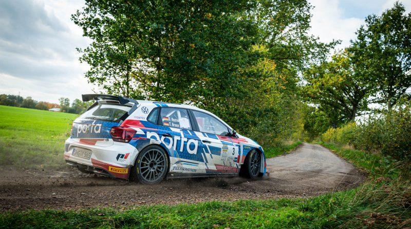 Dennis Rostek/Tobias Braun VW Polo R5