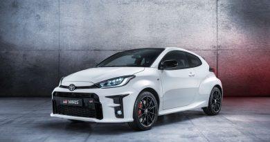 Mit dem brandneuen Toyota GR Yaris zum Winterfahrtraining mit Gassner Motorsport