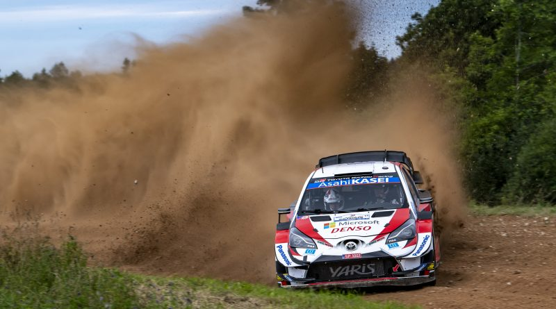 2020 FIA World Rally Championship / Round 04 / Rally Estonia / September 4-6, 2020 // Worldwide Copyright: Toyota Gazoo Racing WRT