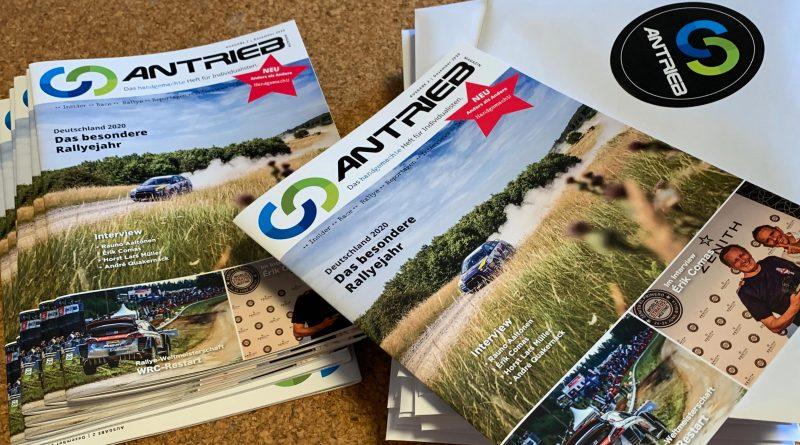 ANTRIEB Magazin